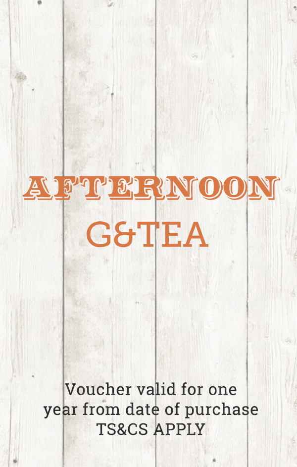 Afternoon G&Tea
