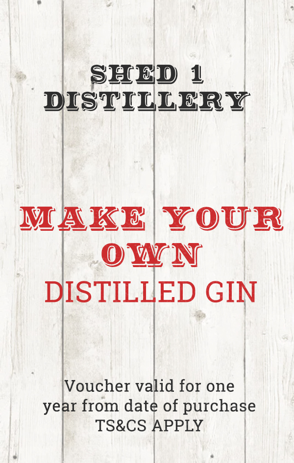 Make Your Own Distilled Gin