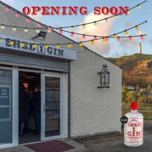 Shed 1 Distillery is reopen to visitors for Gin Experiences!