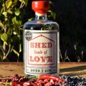 Relaunch of Shed Loads of Love Gin, with Bling!
