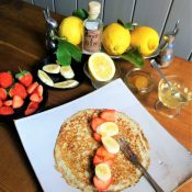 Pancake Day Fancy Frolic Gin & Ginger Syrup