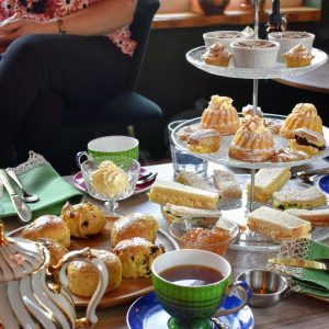 Afternoon Tea in The Shed is back!