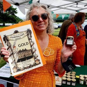 Gold Win at The World Marmalade Awards for Shed 1 Gin!